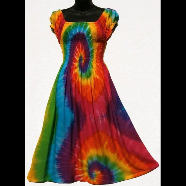 29d84920770 Rainbow Sarong Dress